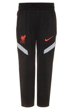 Nike Performance - FC LIVERPOOL DRY STRIKE PANT - Equipación de clubes - black/wolf grey/laser crimson