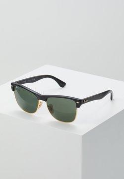 Ray-Ban - CLUBMASTER  - Sonnenbrille - demi shiny black/arista