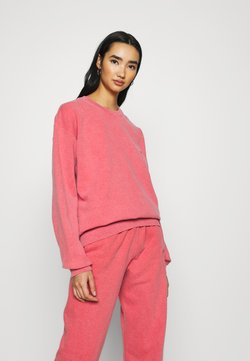 BDG Urban Outfitters - CREWNEWCK  - Sweater - washed red