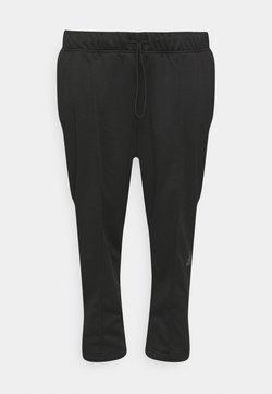 adidas Performance - Spodnie treningowe - black