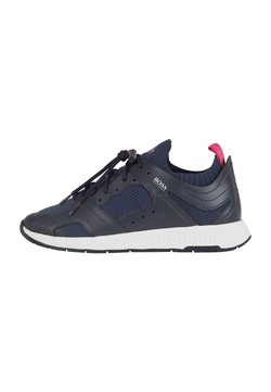 BOSS - TITANIUM_RUNN - Sneaker low - dark blue