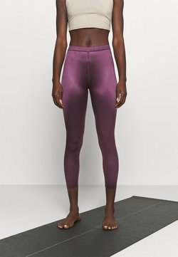 Etam - EARLINE - Tights - prune