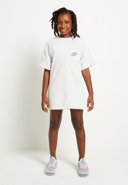 Nike Sportswear - Freizeitkleid - light grey