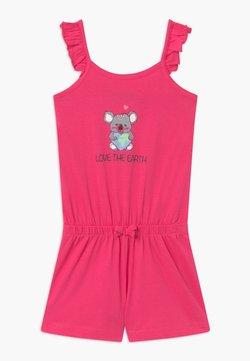 Blue Seven - SMALL GIRLS LOVE EARTH KOALA - Jumpsuit - pink