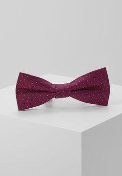 Calvin Klein - SHADOW DOT BOWTIE - Fliege - anthem red