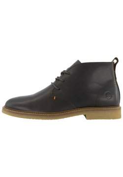 Travelin - Schnürstiefelette - dark brown