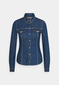 Versace Jeans Couture - LADY - Button-down blouse - indigo