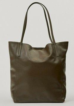 Massimo Dutti - Shopper - brown