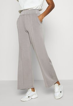 YAS - YASCOMO - Jogginghose - medium grey melange