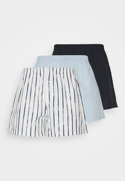 Pier One - 3 PACK - Boxershorts - blue