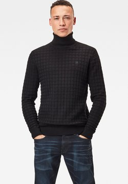 G-Star - CORE TABLE - Pullover - dk black
