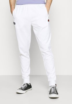Ellesse - BERTONI TRACK PANT - Jogginghose - white
