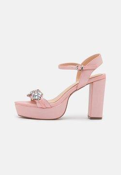 Lulipa London - LEANDRA - Sandalen met hoge hak - pink