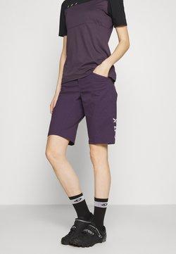 Fox Racing - RANGER 2-IN-1 - kurze Sporthose - dark purple