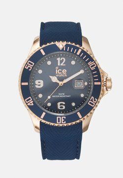 Ice Watch - Montre - blue/rose gold-coloured