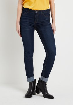 Kaffe - BETTY PERFECT - Slim fit jeans - denim dark ocean