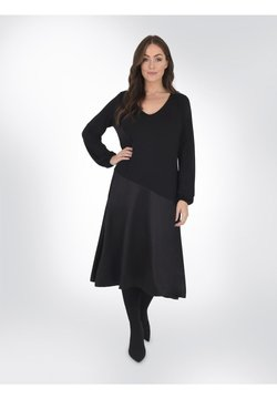 Live Unlimited London - Freizeitkleid - black