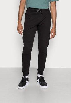 Cars Jeans - DUSHANE - Cargo trousers - black