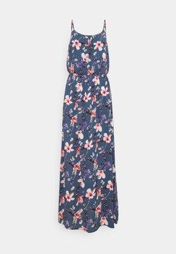 ONLY Tall - ONLNOVA LIFE STRAP DRESS  - Vestido largo - vintage indigo
