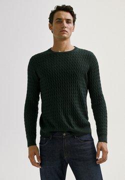 Massimo Dutti - Sweatshirt - green