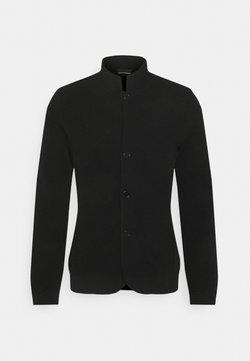 Emporio Armani - BLAZER - Blazer jacket - black