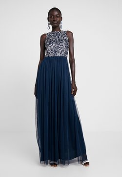Lace & Beads Tall - PICASSO - Ballkleid - navy