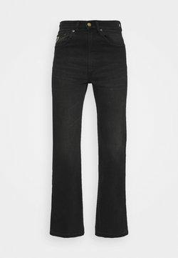 LOIS Jeans - RIVER - Straight leg jeans - black stone