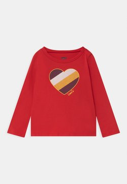 Levi's® - GRAPHIC - Longsleeve - super red