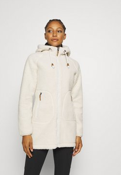 Icepeak - ANGUILLA - Fleecejacke - natural white