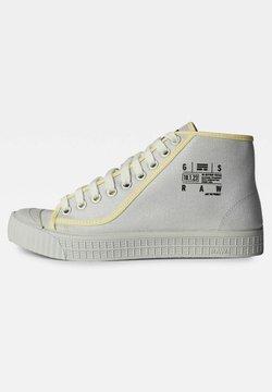 G-Star - ROVULC MID - Sneakers hoog - dk plum