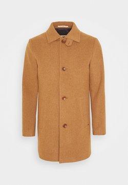 Bertoni - KLAKSVIG COAT - Short coat - camel