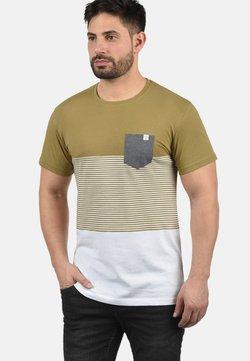 Solid - T-Shirt print - khaki