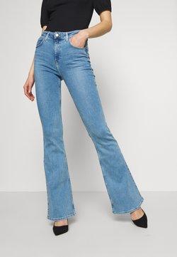 Lee - SUPER HIGH FLARE OPTIX - Flared Jeans - brighton rock