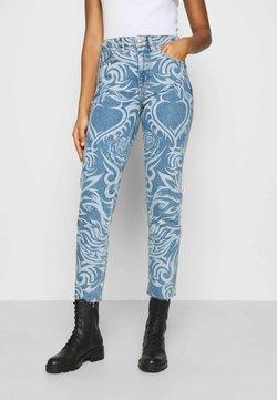 Topshop - LASER  - Jeans Skinny Fit - mid blue