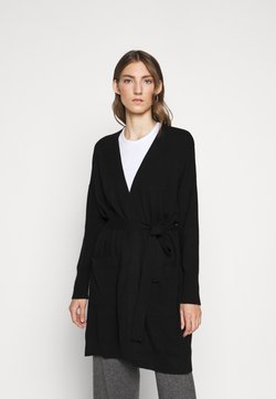 CHINTI & PARKER - THE DUSTER CARDIGAN - Vest - black