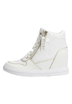 Guess - Sneakers alte - weiß