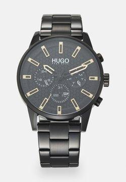 HUGO - SEEK - Montre - schwarz