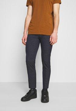 Calvin Klein Tailored - STRETCH PANTS - Broek - blue