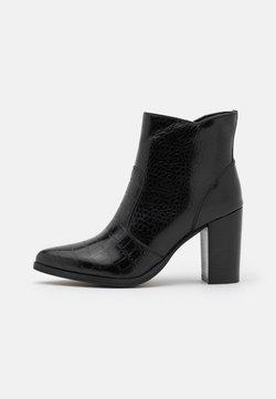 Les Tropéziennes par M Belarbi - KINKO - High Heel Stiefelette - noir