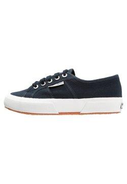 Superga - 2750 COTU CLASSIC UNISEX - Sneaker low - navy/white