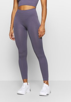 ONLY Play - ONPLOUNGE  - Tights - graystone