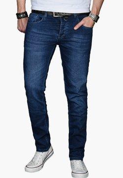 Alessandro Salvarini - Jeans Slim Fit - dunkelblau