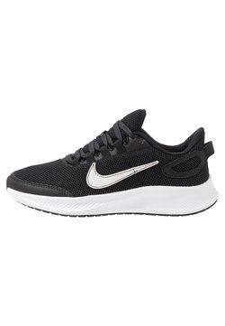 Nike Performance - RUNALLDAY 2 - Zapatillas de running neutras - black/white/iron grey