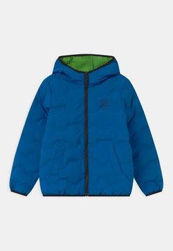 Automobili Lamborghini Kidswear - QUILTED HEXAGONS - Winterjas - blue eleos