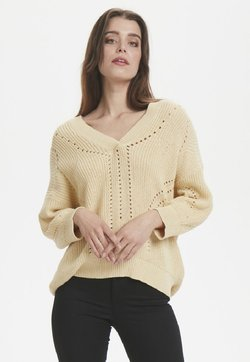 Soaked in Luxury - Jumper - light yellow