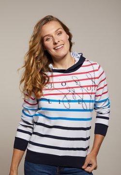 hajo Polo & Sportswear - Kapuzenpullover - weiãŸ