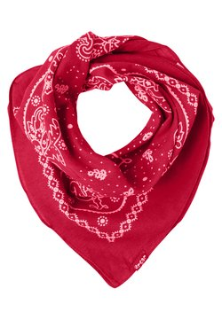 Levi's® - PAISLEY BANDANA - Chusta - regular red