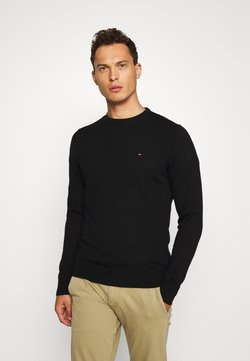 Tommy Hilfiger Tailored - Trui - black
