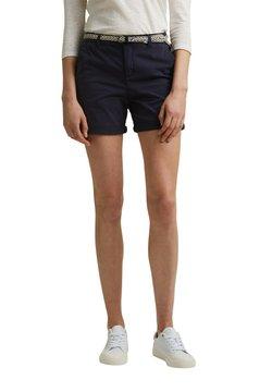 Esprit - STRETCH  - Shorts - navy