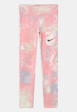 Nike Performance - ONE - Tights - pink foam/white